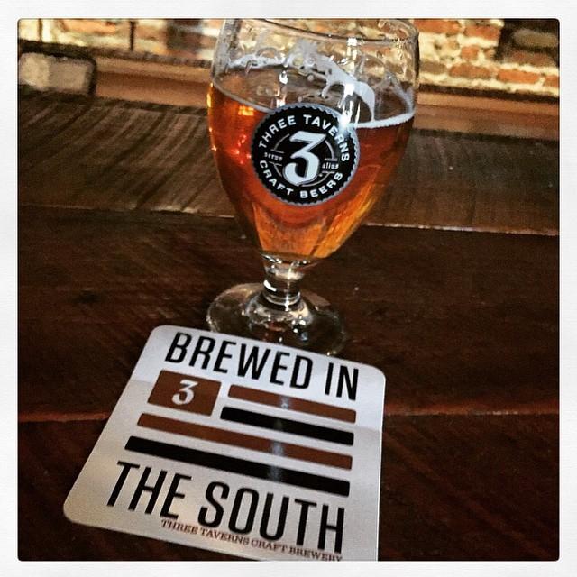 American IPA de Three Taverns vía @thecraftbeergal en Instagram