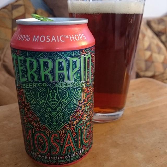 Terrapin Mosaic vía @adejesus80 en Instagram