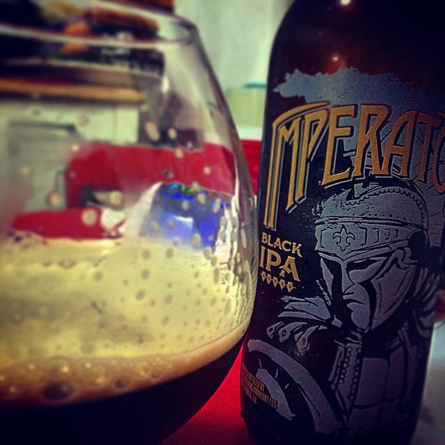 Abita Imperator Black IPA vía @eegueits en Instagram