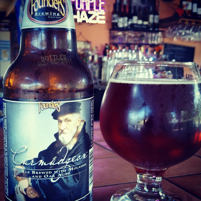 Founders Curmudgeon vía @cracker8110 en Instagram