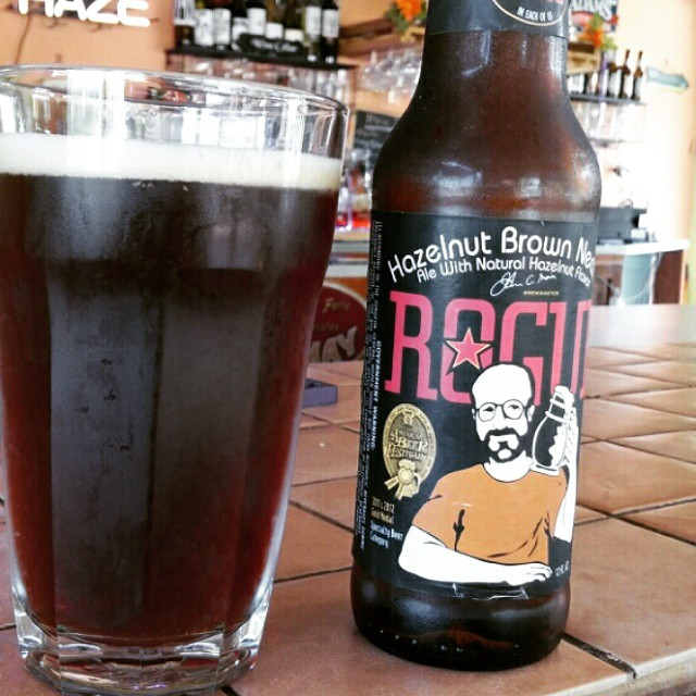 Rogue Hazelnut Brown vía @cracker8110 en Instagram