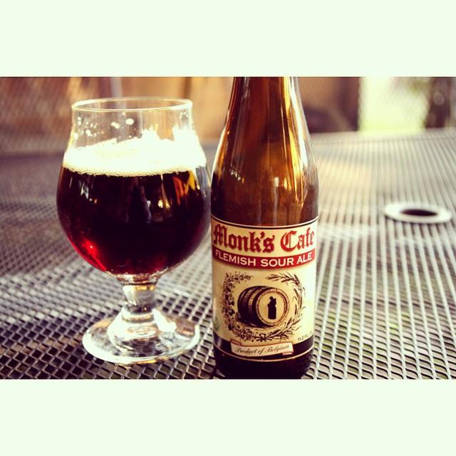 Monk's Cafe Flemish Sour Ale vía @mona_lisapr