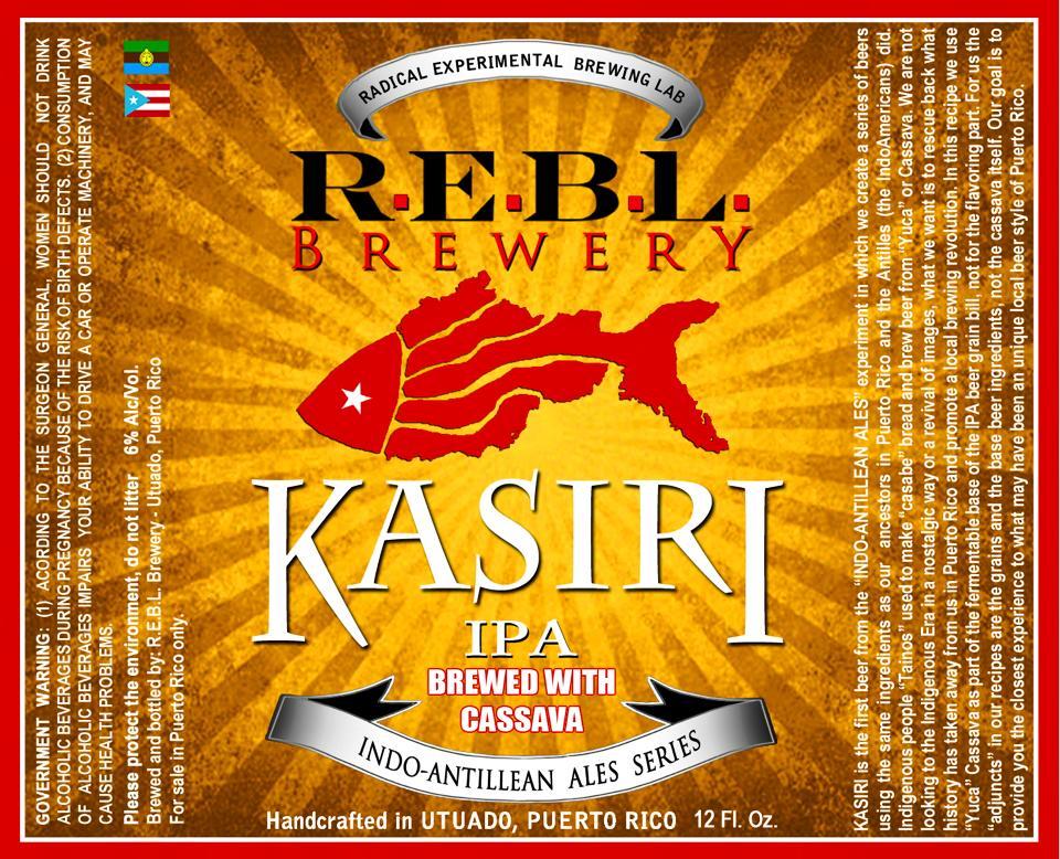Imagen: REBL Brewery