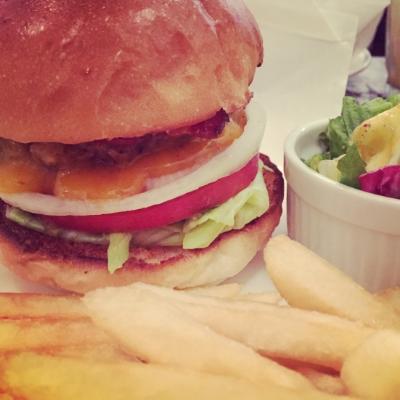 Cheeseburger Lunch Set