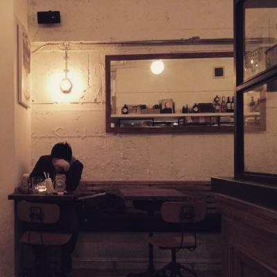 Interior by Evening