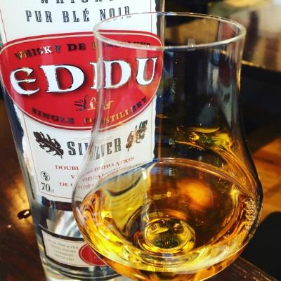 Eddu Silver (buckwheat) whisky