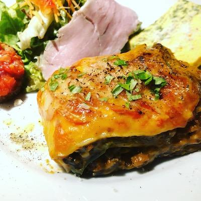 Bologna lasagna