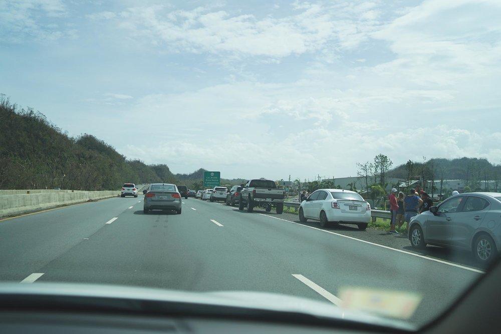 Highway to San Juan