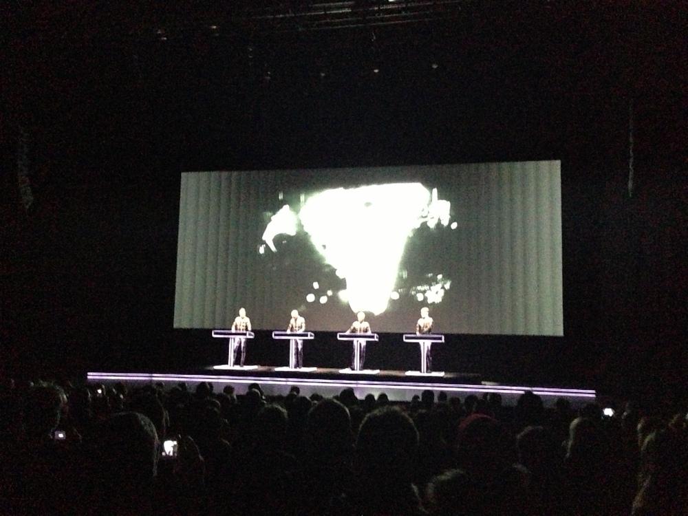 Kraftwerk - Tate Modern