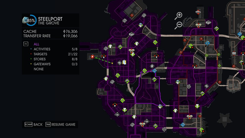 Remember that map from Saints Row The Third? I do.