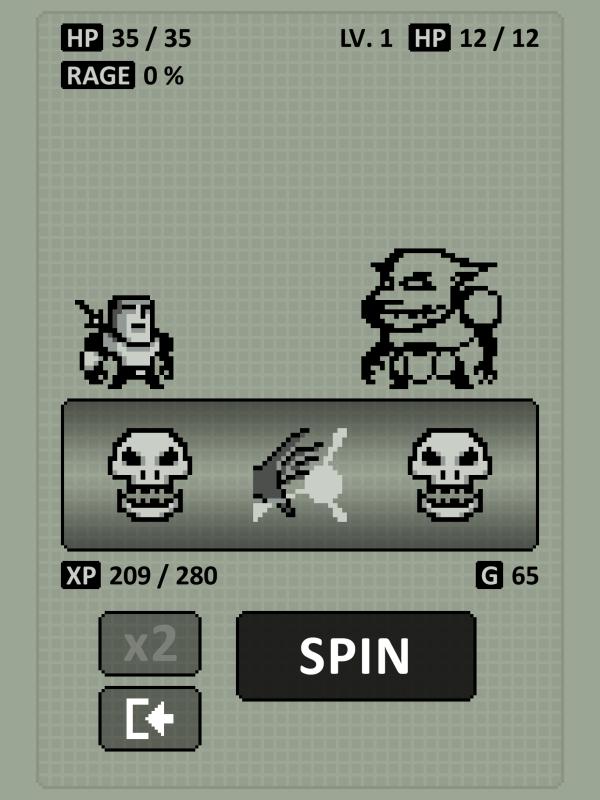 Don't match skulls!