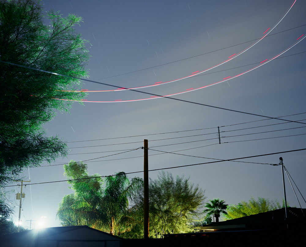Backyard Surveillance, Phoenix, Arizona, 2010