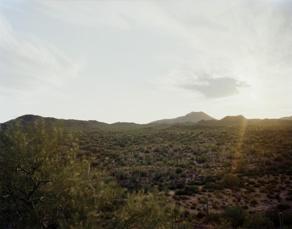 Sun Stretch, 13 Minutes, Tohono O'odham Nation, Arizona, 2012