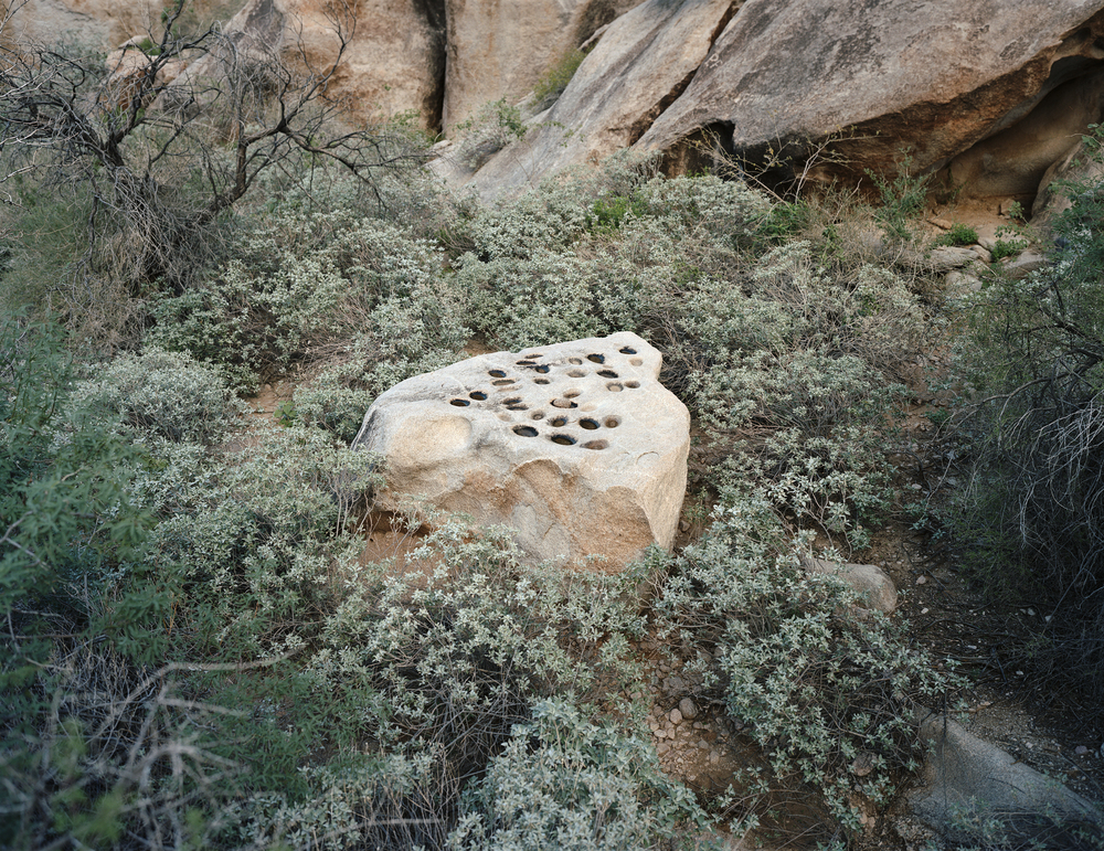 Metate, Tinajas Altas, Arizona