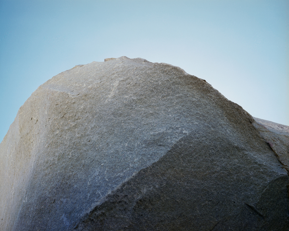 Lifted, Michael Heizer's Levitated Mass, Public Dedication Ceremony, Los Angeles County Museum of Art, Los Angeles, California