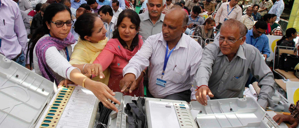 India's Massive Election