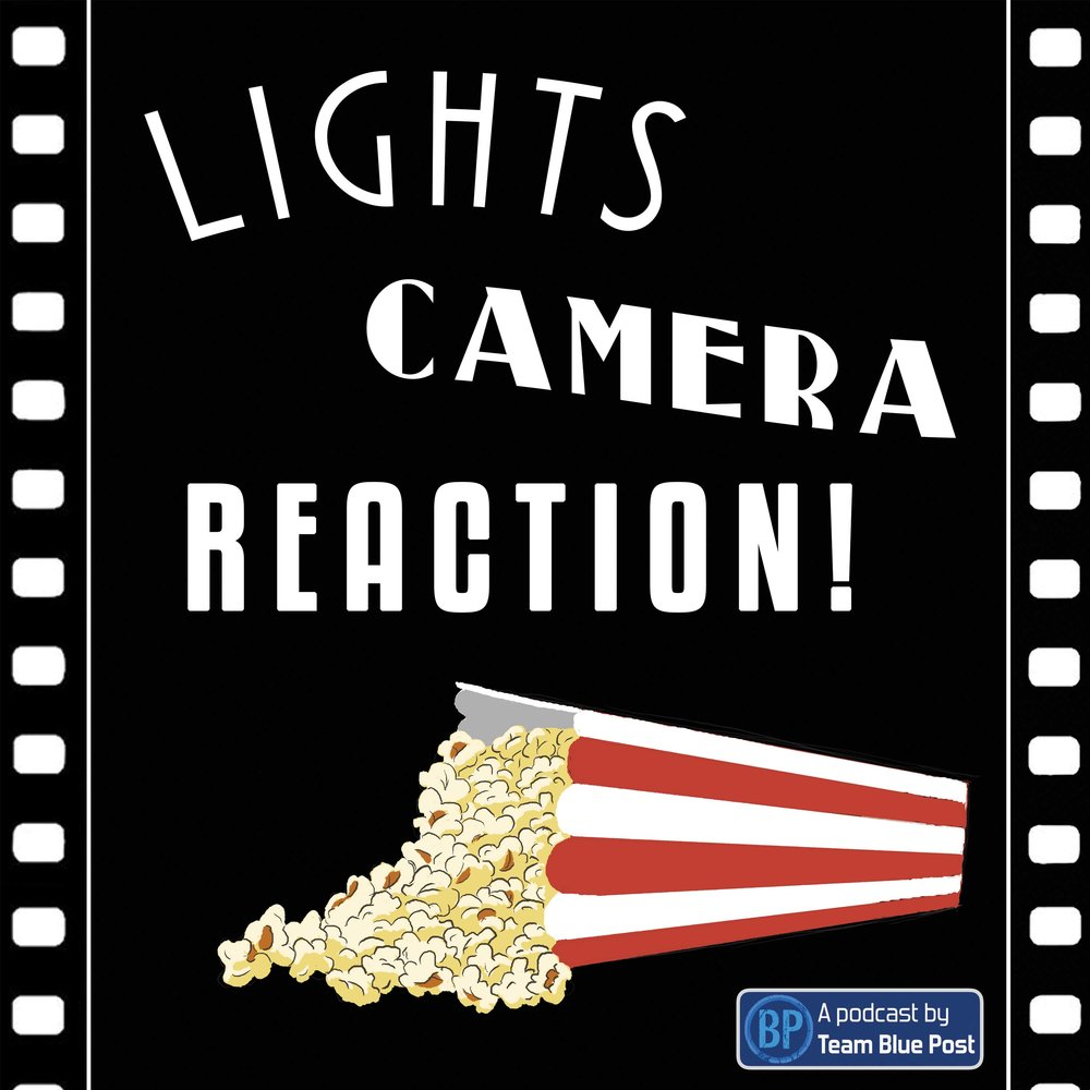 Lights. Camera. Reaction!