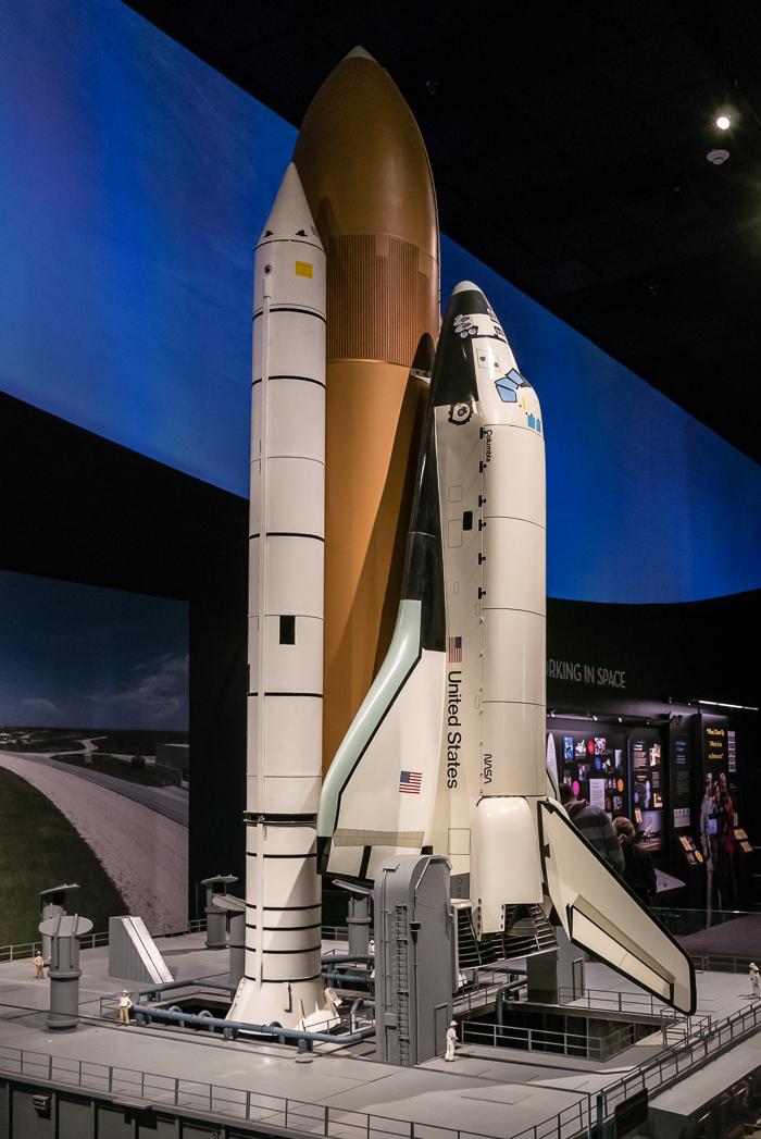 Shuttle Model 2