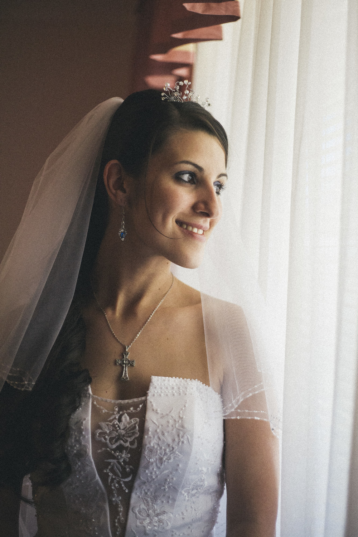 wedding dress with oomph  |  brisbane wedding photography  |  fuschia photography