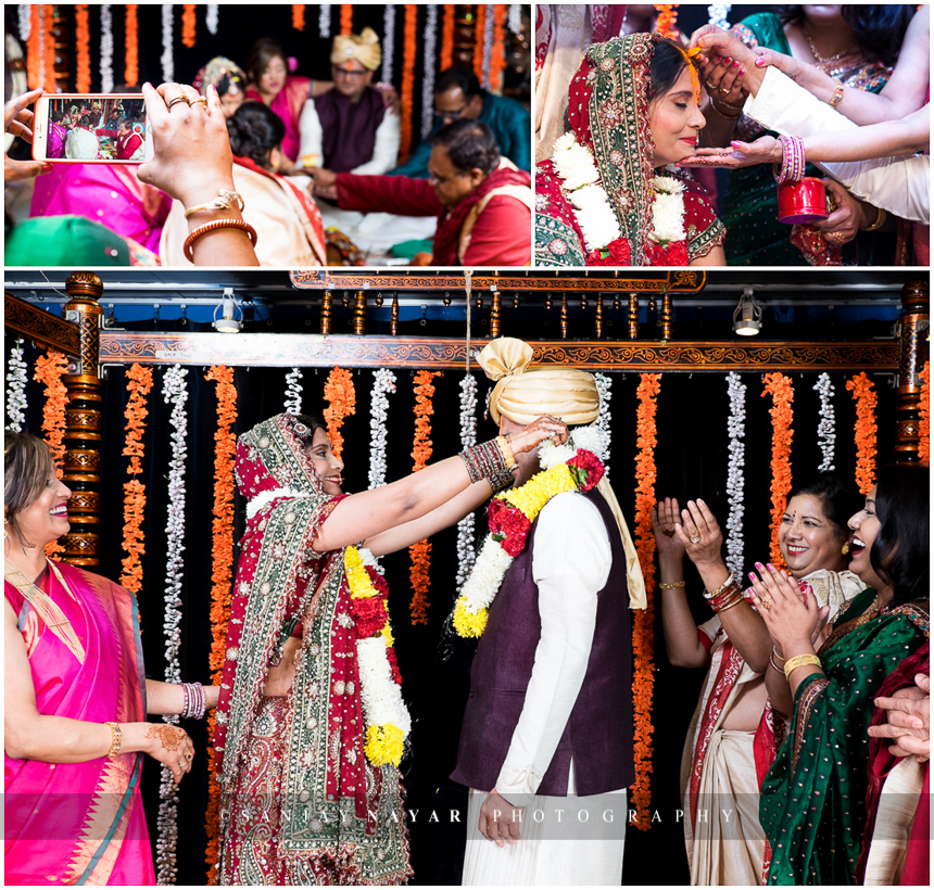 Jai_Mala_Indian_Hindu_Wedding_Mandap