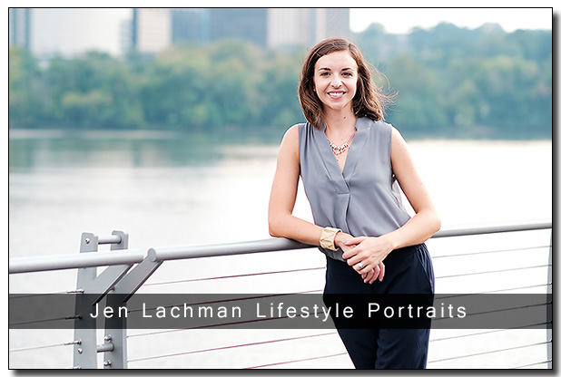 Jen Lachman Lifestyle Portrait