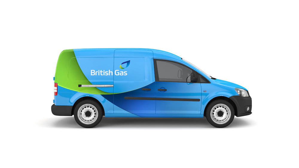 british-gas-van-design