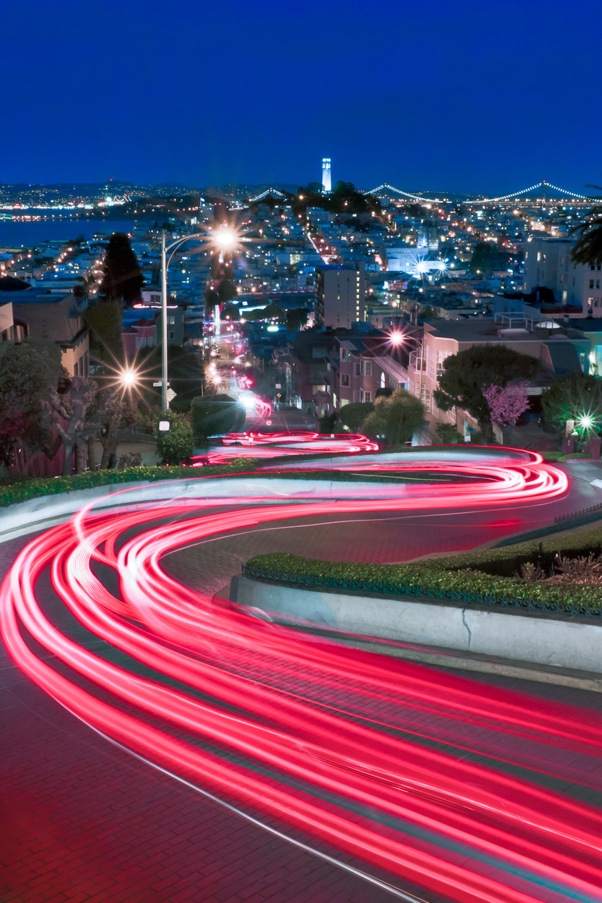 Lights of Lombard