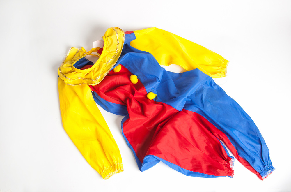clown costume (child size)