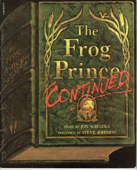 the frog prince continued.JPG