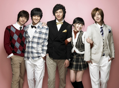 Boys Over Flowers aka The First Show
