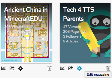 Flipboard for MinecraftEDU and Parents