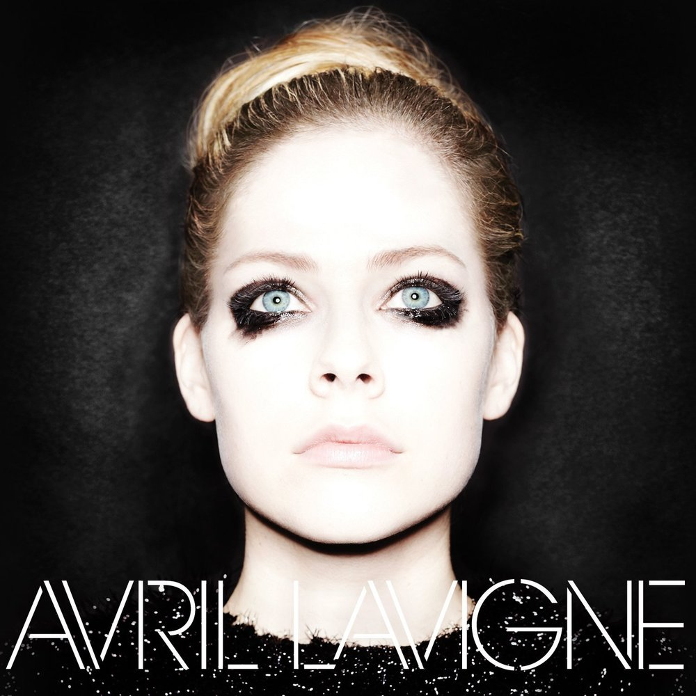 Avril Lavigne  - same name album.jpg