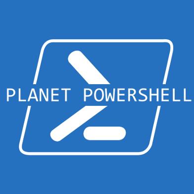 Planet PowerShell Logo