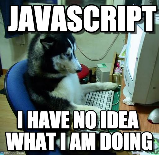 Javascript: I have no idea what I am doing.