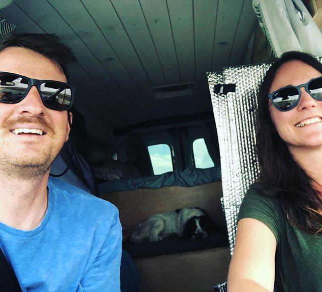 Happy happy birthday to my favorite copilot! I love you! 💕 🏔❄️🌴🌞🎉