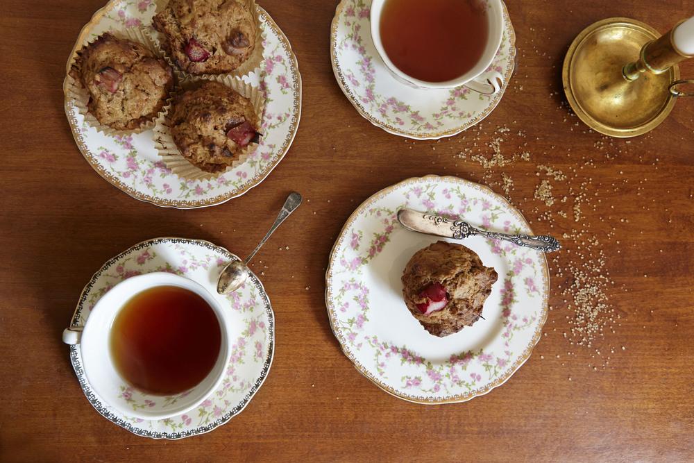 Tea Time - Lua Williams Photography