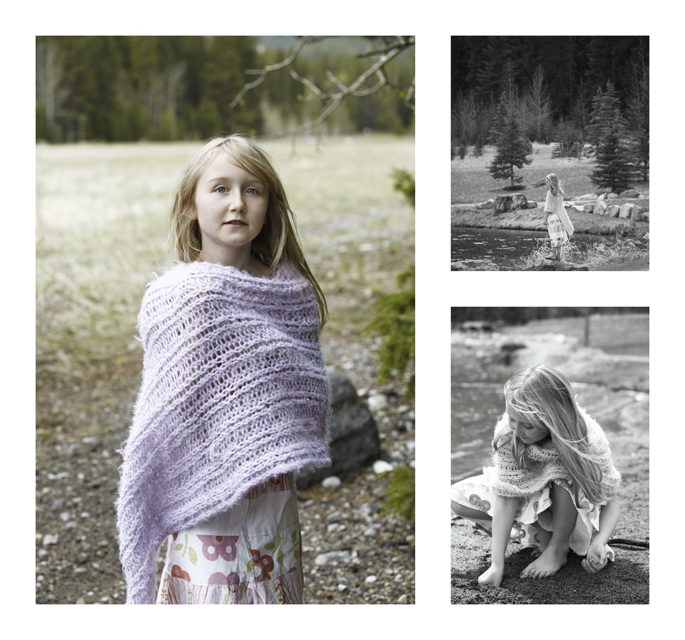 Outdoor Kids Photography - Quarry Lake, Canmore, AB
