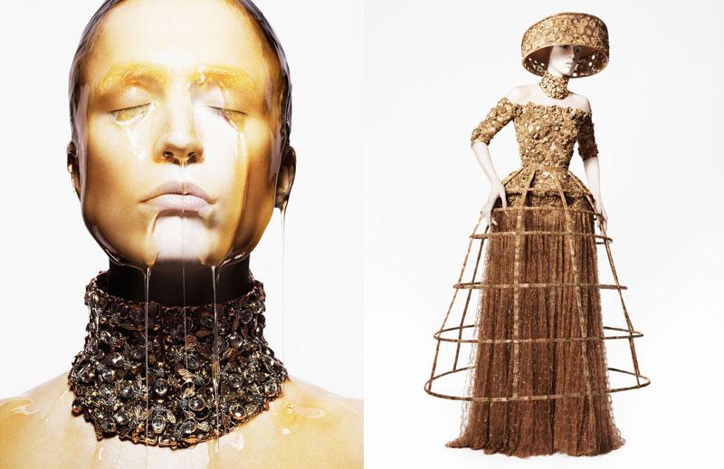 Alexander McQueen Fashion