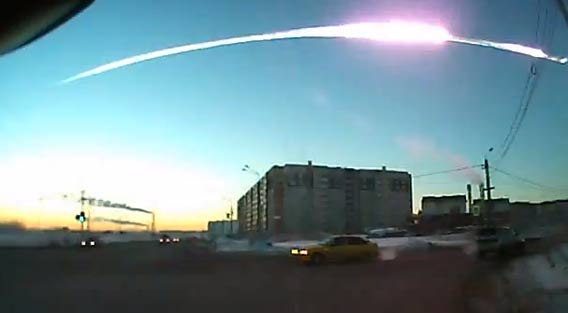 Meteor Russia