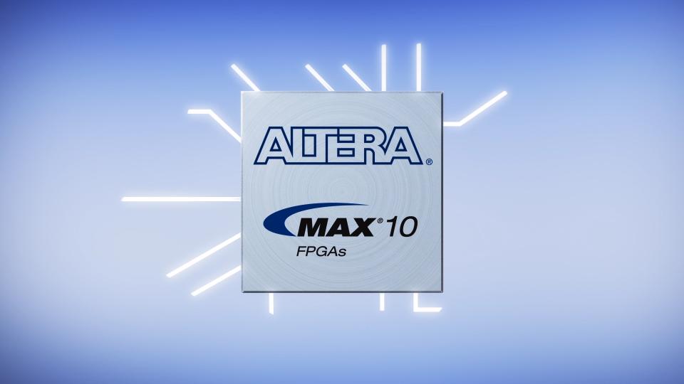 Altera Max 10