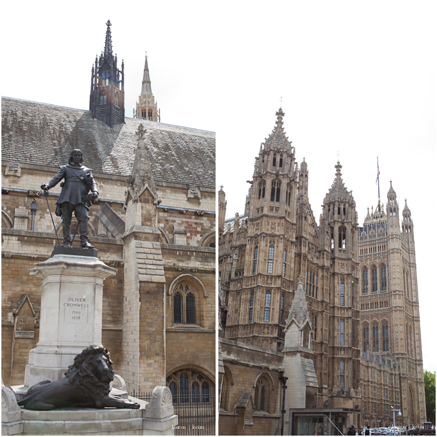 Oliver Cromwell/Westminster