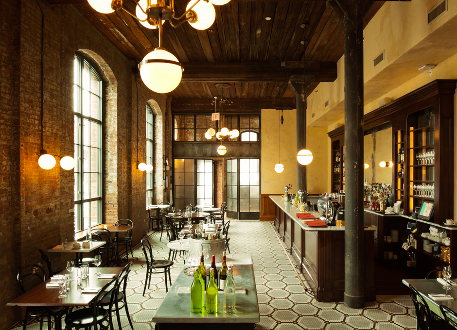 The Renard at the Wythe Hotel (http://www.livingwithlibby.com/)