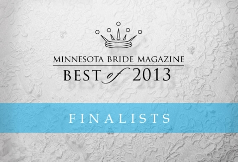 Pianist for Parties nominated for MN Bride 'Best Ceremony Music' for 2013.