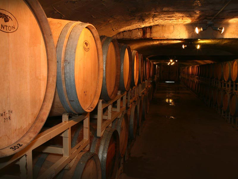 The Cellar at Carlos Creek Winery