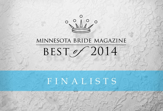 Minnesota Bride Best Ceremony Music 2014 Finalist