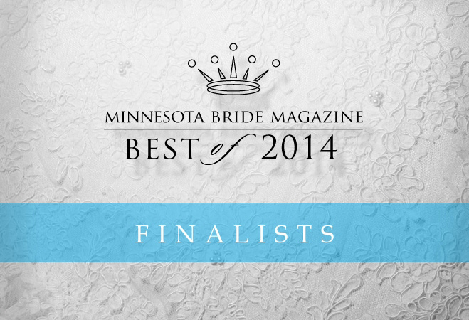 Congratulation to Pianist for Parties for being nominated as One of the three finalists for 'Best of Ceremony Music' 2014 by Minnesota Bride Magazine!