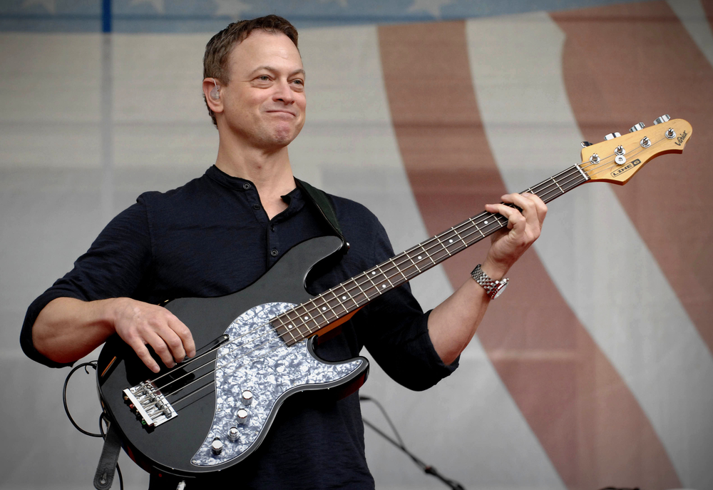 Google image returns this when you look for Vince Biegel...so why NOT Gary Sinise when you think about it? (OK, couldn't find a good picture of Biegel)