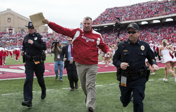 Bret Bielema has a chance to elipse his predecessor with continued success in the coming seasons.