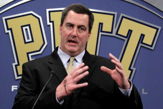 Paul Chryst left for the head coaching job at Pitt.  He took four Badger assistants with him