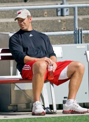 Bob Bostad was credited as the architect of the recent success the Badgers had at offensive line.  Bart Miller has been asked to fill his shoes.